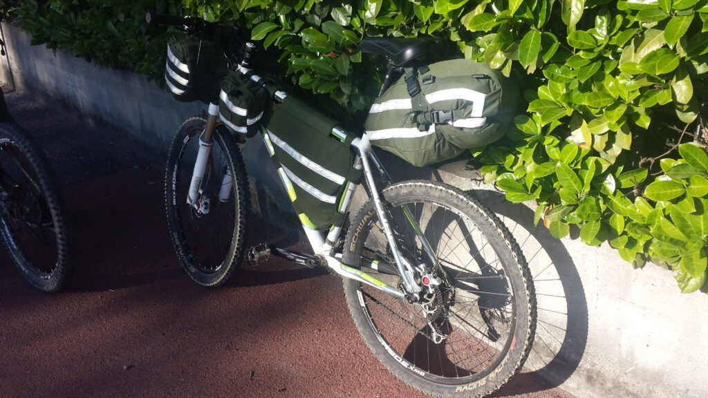 Bikepacking bags 20 frh14un